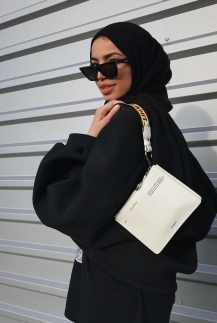 Off White 'Flat Potch' purse
