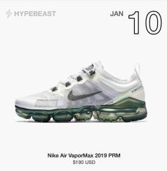 Nike Air VaporMax 2019 PRM